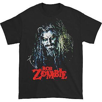 Camiseta de Rob Zombie Hell Billy Head