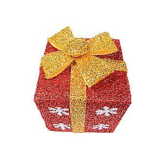 Homemiyn Christmas Decoration Box Gift Box