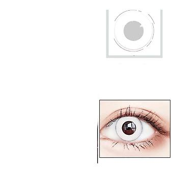 1pair=2pcs Cosplay Beautiful Big Pupil Lens For Eye - Halloween Color, Contact