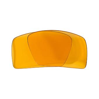 Replacement Lenses for Oakley Eyepatch 1 Sunglasses Anti-Scratch Yellow
