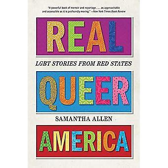 Real queer Amerika: LGBT príbehy z červených štátov