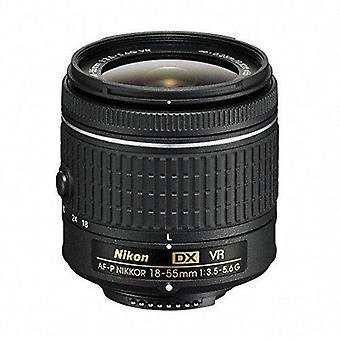 Nikon af-p dx nikkor 18-55mm f/3.5-5.6g vr objectif pour appareils photo nikon dslr