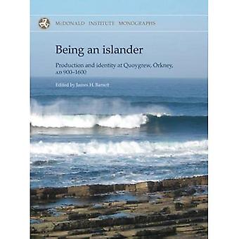 Being an Islander: Production and Identity bij Quoygrew, Orkney, AD 900-1600 (McDonald Institute Mongraph)