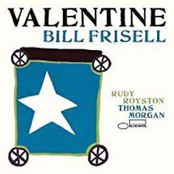 Frisell,Bill - Valentine [Vinyl] USA import