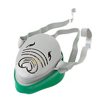 Anti-stof gasmasker verf spuiten gasmasker