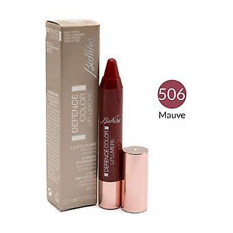 Försvar Färg Liplumiere 506 Rosa Malva 1 enhet