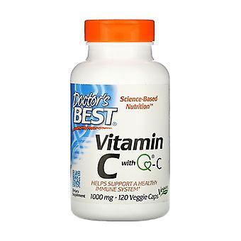 Vitamiini c feat. quali™-c (1000mg) Ei mitään
