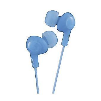 JVC Gummy HA-FX5-B - In-ear Earbuds - Blue