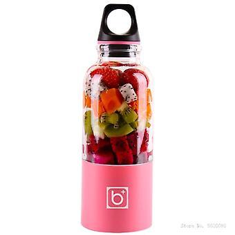 Mini Portable Electric Fruit Juicer, Blender, Usb Oplaadbare Smoothie Maker