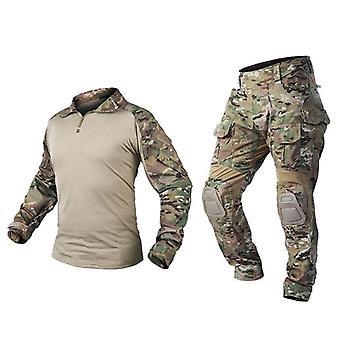 G3 Boj oblek Košile a kalhoty