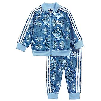 Adidas Originals Kultur Clash Trainingsanzug Baby Kleinkind Track Top Hose DV2320