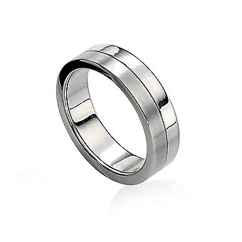 Bague Fred Bennett Stainless Steel Spinning Band