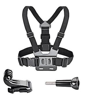 Accessories Adjustable Chest Mount Harness Strap Belt For Gopro Hd Hero 8 7 6 5