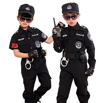 Traffic Special Police Costume F