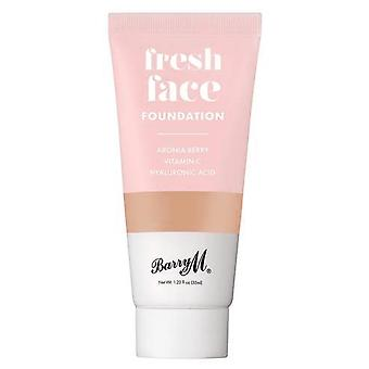 Barry M Fresh Face Liquid Foundation - Shade 8