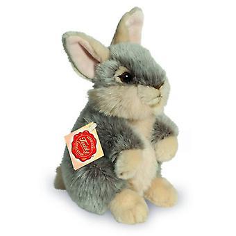 Hermann Teddy rabbit grey / beige 20 cm