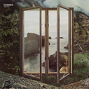 Quicksand - Interiors (Trans Clr) [Vinyl] USA import