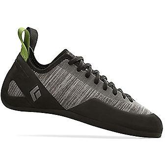 Black Diamond Mens BD570103 Fabric Closed Toe Slip On Shoes