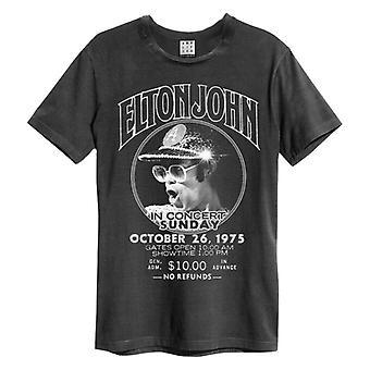 Vahvistettu Elton John Live konsertin t-paidassa