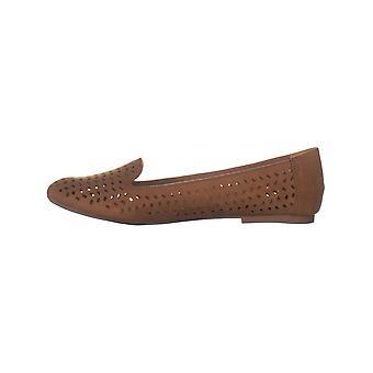 Style & co. Womens Alysonn3 tyg slutna tå loafers