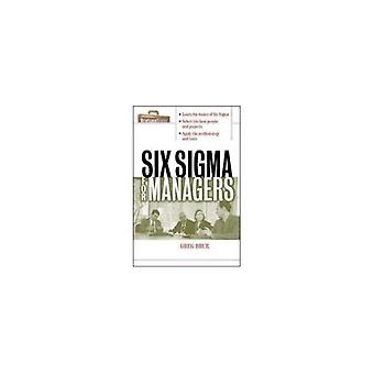 Six Sigma for Managers by Greg Brue - 9780071387552 Book