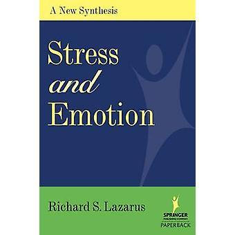 Stress och känslor - En ny syntes av Richard S. Lazarus - 978082610