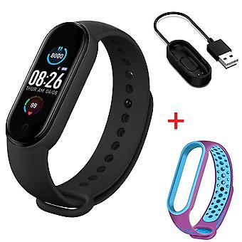 Smart Watches, Band, Sport Fitness Tracker, Pedometer, Heart Rate, Blood