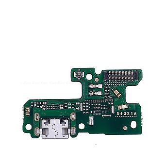 Laddning Port Connector Board Delar Flex kabel med mikrofon mic för Huawei
