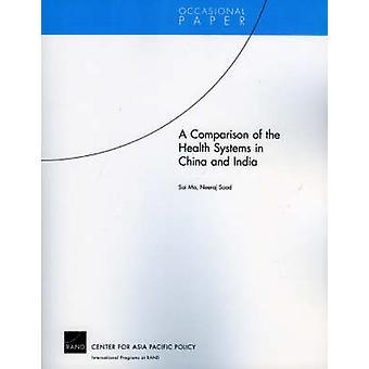 En jämförelse av hälso- och sjukvårdssystemen i Kina och Indien 2008 av Sai MaNeeraj Sood
