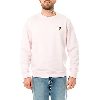 Sweat-shirt homme lyle & scott crew neck sweatshirt ml424vtr.w320