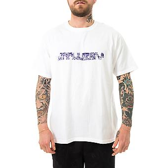 Men's T-shirt stussy sculptures tee white 1904667.white