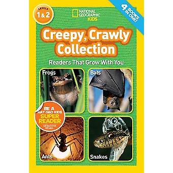 National Geographic Kids Readers Creepy Crawly Collection par National Geographic Kids