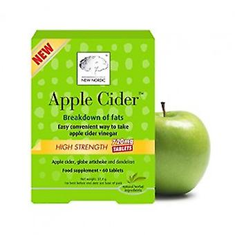 New Nordic - Apple Cider Mega Strength 30 Vtabs