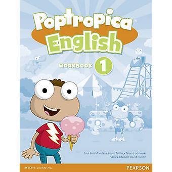 Poptropica English American Edition 1 Workbook  Audio CD Pack by Tessa LochowskiLaura Miller