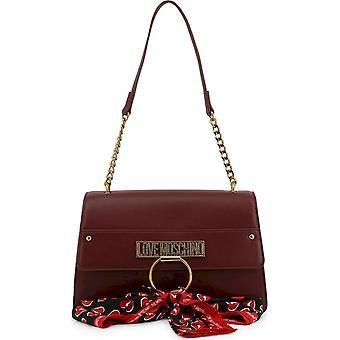 Love Moschino - Bags - Shoulder Bags - JC4230PP0BKF-0552 - Ladies - firebrick
