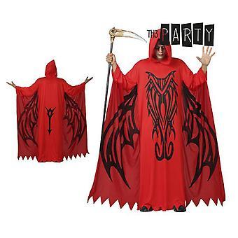 Kostym för vuxna Th3 Party 8593 Manlig demon
