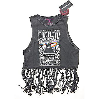 Pink Floyd - Carnegie Hall Women's Large T-Shirt - Grey