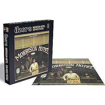 The Doors Morrison Hotel Jigsaw Puzzle (500 Pieces)