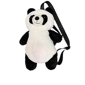 Inca Mochila Peluche Forma De Panda 1 Pz Unisex