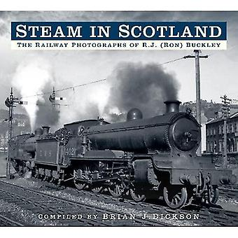Steam in Scotland: The Railway Photographs of R.J. (Ron) Buckley