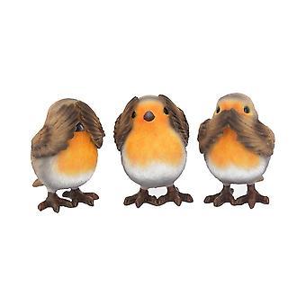 Three Wise Robins