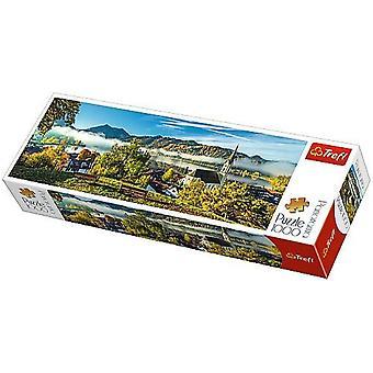 Trefl Panorama By the Schliersee Lake Jigsaw - 1000 Piece