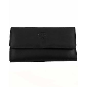 Ladies Soft Leather Purse with Coin Section
