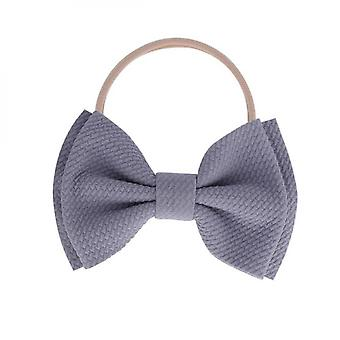 Cute Toddler Baby Big Bow Hairbands Kids Headbands Infant Little Baby Party Head