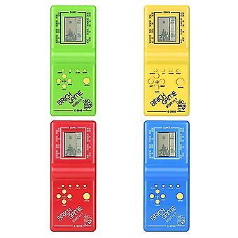 Klassisches handgehaltenes LCD Elektronisches Spielzeug - Tetris Brick Spiel