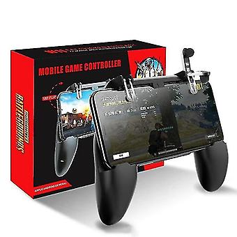 Game controllers pubg mobile gaming pad controller with trigger aim button  joystick and l1  r1 shooter buttons