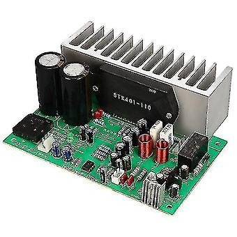 Musical instrument amplifier cabinets stk401 audio amplifier board hifi 2.0 Channel 140w2 power amplifier board ac24-28v home audio beyond