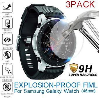 Pellicola di protezione dello schermo Tpu a prova di esplosione da 3 pezzi per Samsung Galaxy Watch (46 mm)