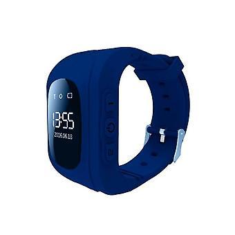 Vdstar Reloj inteligente para niños Gps seguimiento azul