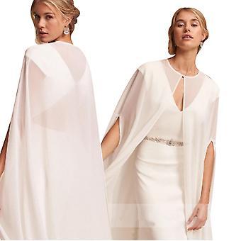 Womens Kimonos Sheer Chiffon Floral Cardigan Cover Up